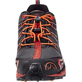 La Sportiva Falkon Low Shoes Youth Carbon/Flame